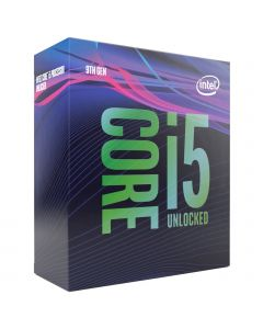 INTEL CPU I5-9600K 3.7GHZ 1151 3 YEAR CARRY IN WARRANTY