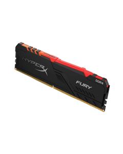 HYPERX FURY RGB 8GB 2400MHZ DDR4 CL15 DIMM