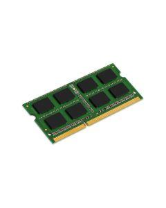 KINGSTON NOTEBOOK MEMORY 8GB 1600MHZ DDR3 SODIMM 1.5V LIMITED LIFETIME WARRANTY