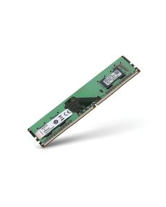 KINGSTON DESKTOP MEMORY 4GB 2400MHZ DDR4 NONECC DIMM 1.5V LIMITED LIFETIME WARRANTY