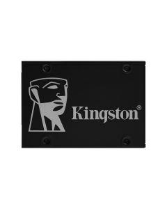 KINGSTON INTERNAL SSD KC600 256GB DESKTOP STORAGE SATA 5 YEAR CARRY IN WARRANTY