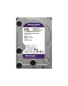 """WD PURPLE 4TB 5400RPM SATA 6GBS 64MB CACHE 3.5"""" INTERNAL HARD DRIVE"""