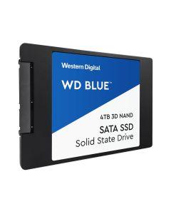WD BLUE 4TB 2.5 INCH 7MM SATA 6GBS 3D NAND INTERNAL SOLID STATE DRIVE